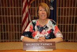 Councilwoman Maureen Farmer