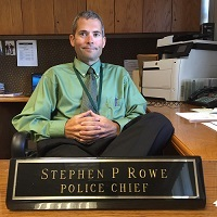 Police Chief Stephen P. Rowe
