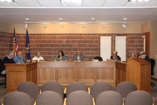 Rockwood Council Chambers