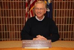 Councilman Michael J. Bennett